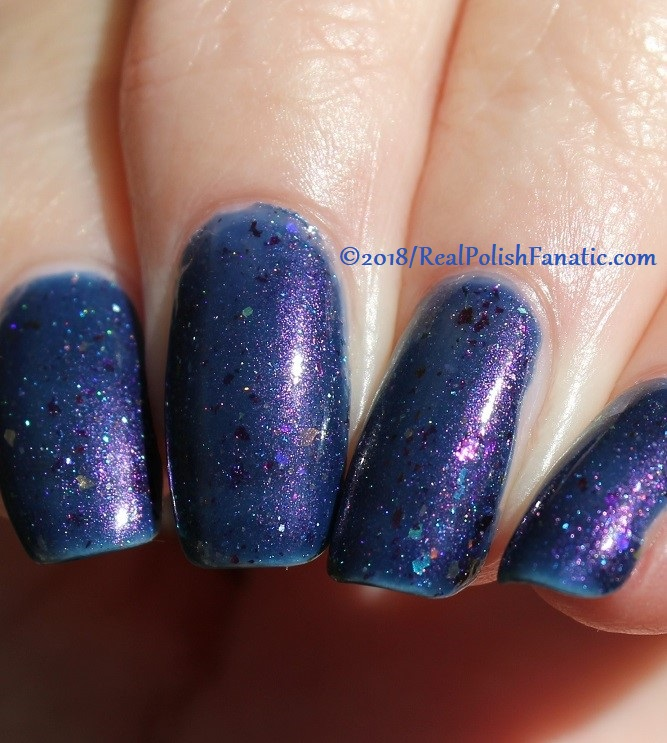 Baroness X Polish - In A Galaxy Purr, Purr Away -- November 2017 Cats In Space Box (32)
