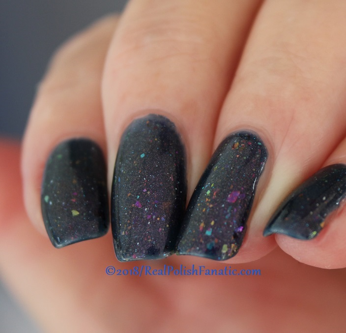 Baroness X Polish - In A Galaxy Purr, Purr Away -- November 2017 Cats In Space Box (36)