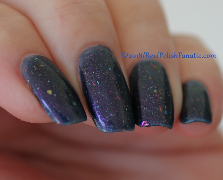 Baroness X Polish - In A Galaxy Purr, Purr Away -- November 2017 Cats In Space Box (37)
