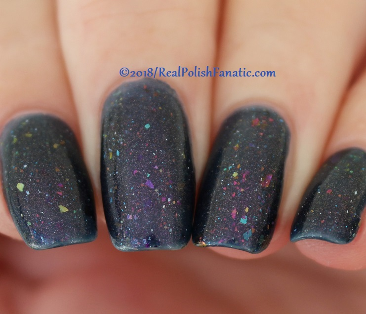 Baroness X Polish - In A Galaxy Purr, Purr Away -- November 2017 Cats In Space Box (38)