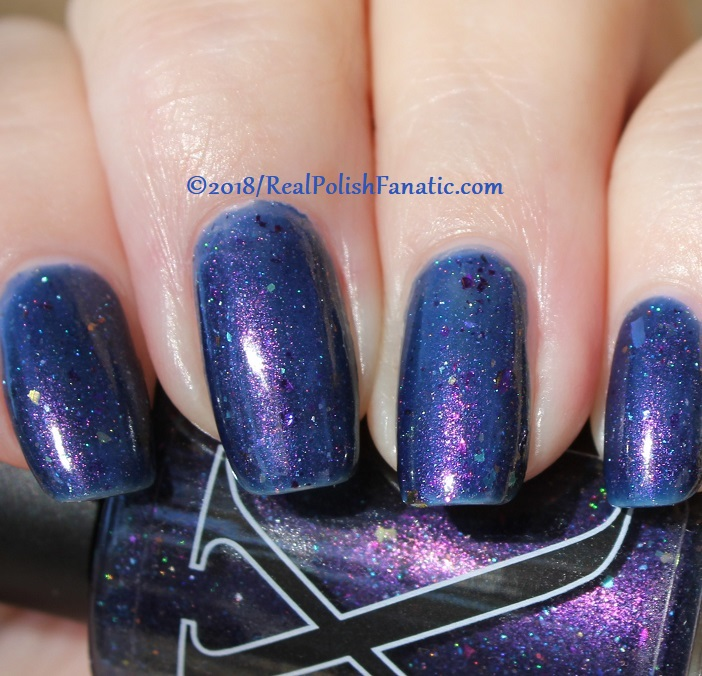 Baroness X Polish - In A Galaxy Purr, Purr Away -- November 2017 Cats In Space Box (44)