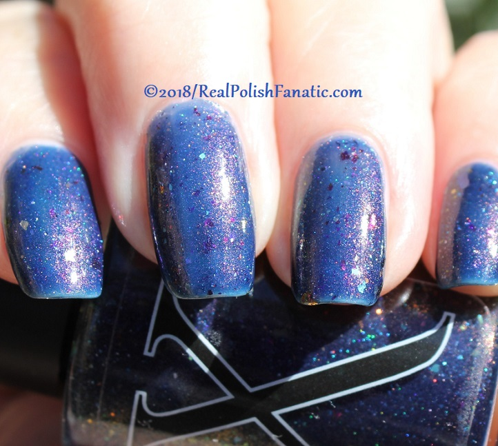 Baroness X Polish - In A Galaxy Purr, Purr Away -- November 2017 Cats In Space Box (47)