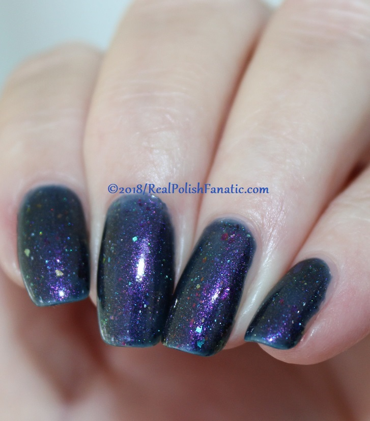Baroness X Polish - In A Galaxy Purr, Purr Away -- November 2017 Cats In Space Box (7)