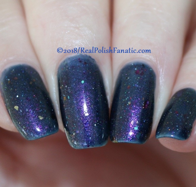 Baroness X Polish - In A Galaxy Purr, Purr Away -- November 2017 Cats In Space Box (8)