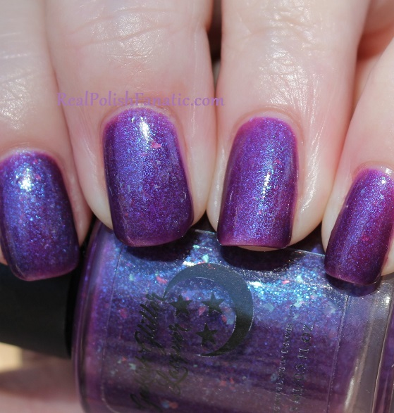 geekish glitter lacquer - the water bearer -- zodiac series aquarius (7)