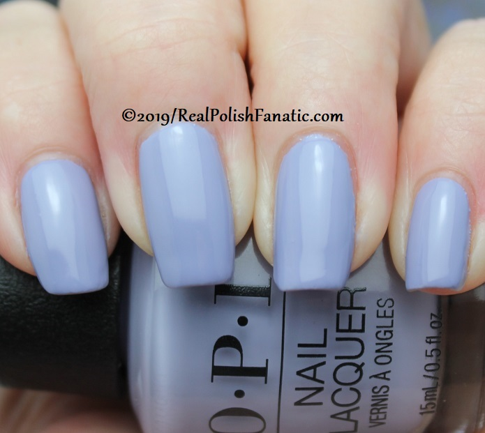 OPI Tokyo Collection – Spring 2019 // Swatch and Review ...
