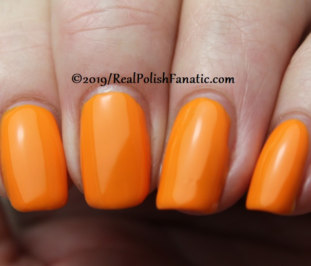 China Glaze - Good As Marigold -- The Arrangement Collection Spring 2019 (11)