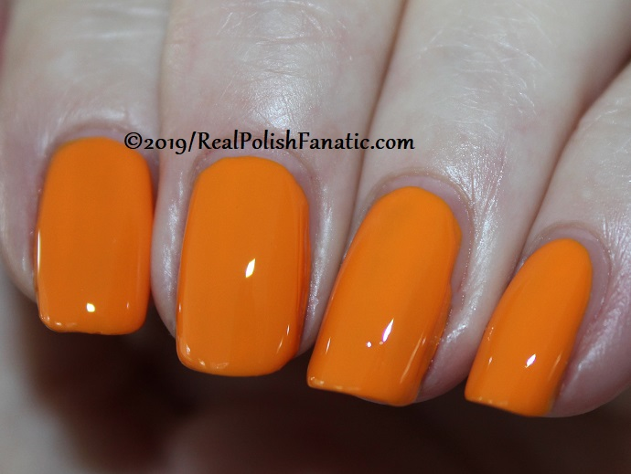 China Glaze - Good As Marigold -- The Arrangement Collection Spring 2019 (4)