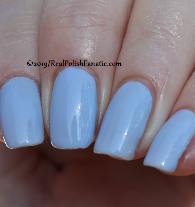 China Glaze - Hydangea Dangea -- The Arrangement Collection Spring 2019 (19)