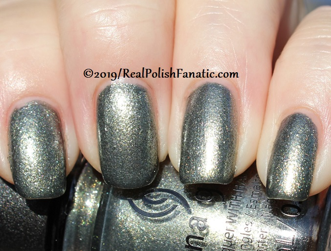 China Glaze - I Still Beleaf -- The Arrangement Collection Spring 2019 (20)