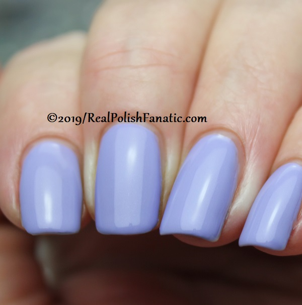China Glaze - Lavenduh! -- The Arrangement Collection Spring 2019 (10)