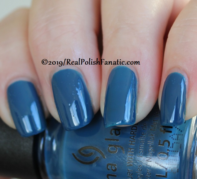 China Glaze - Saved By The Bluebell -- The Arrangement Collection Spring 2019 (13)