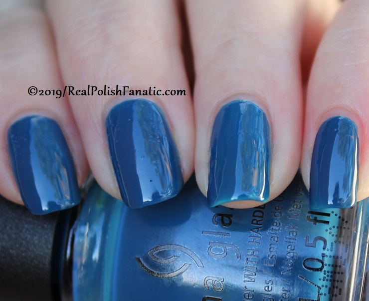 China Glaze - Saved By The Bluebell -- The Arrangement Collection Spring 2019 (17)