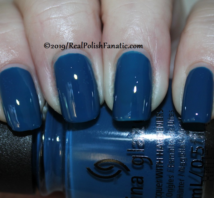China Glaze - Saved By The Bluebell -- The Arrangement Collection Spring 2019 (3)