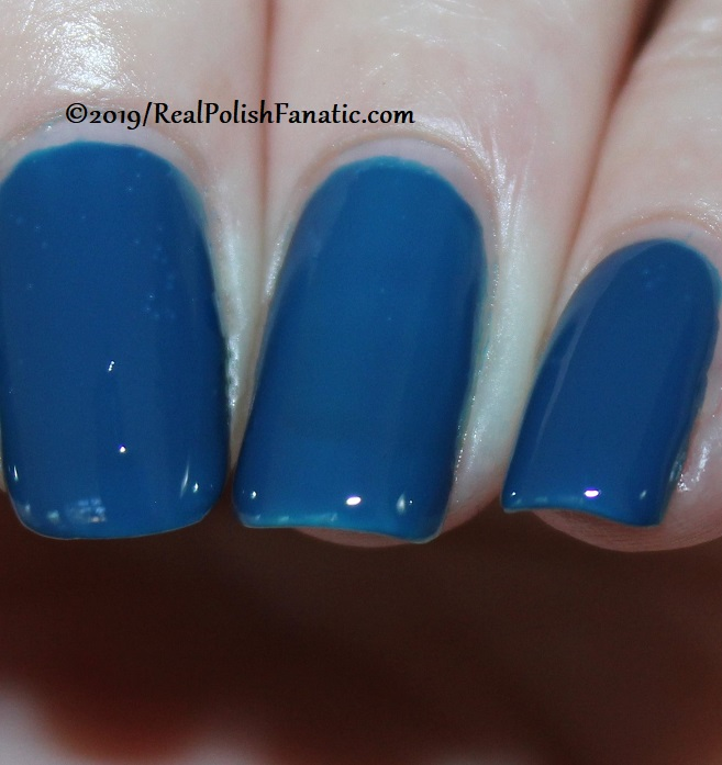 China Glaze - Saved By The Bluebell -- The Arrangement Collection Spring 2019 (6)