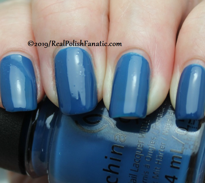 China Glaze - Saved By The Bluebell -- The Arrangement Collection Spring 2019 (7)