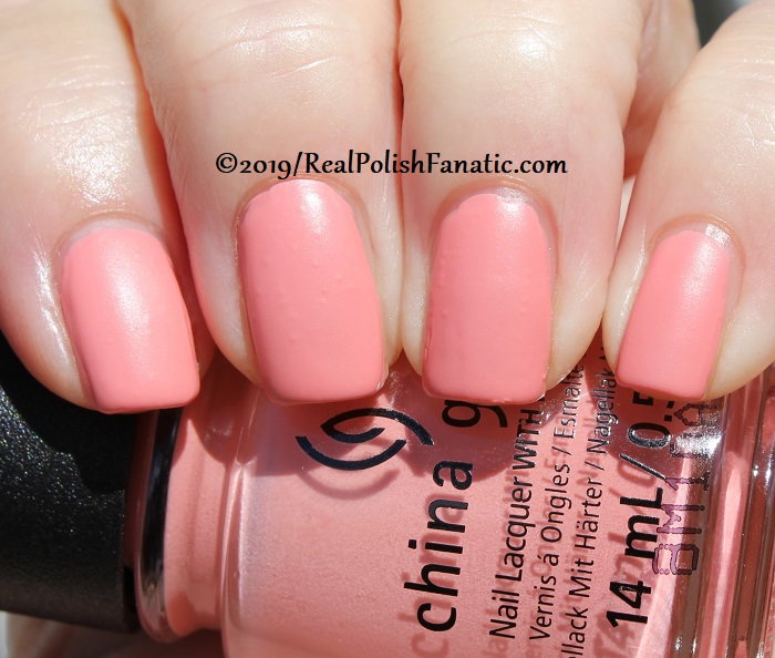China Glaze - Señora Flora -- The Arrangement Collection Spring 2019 (17)