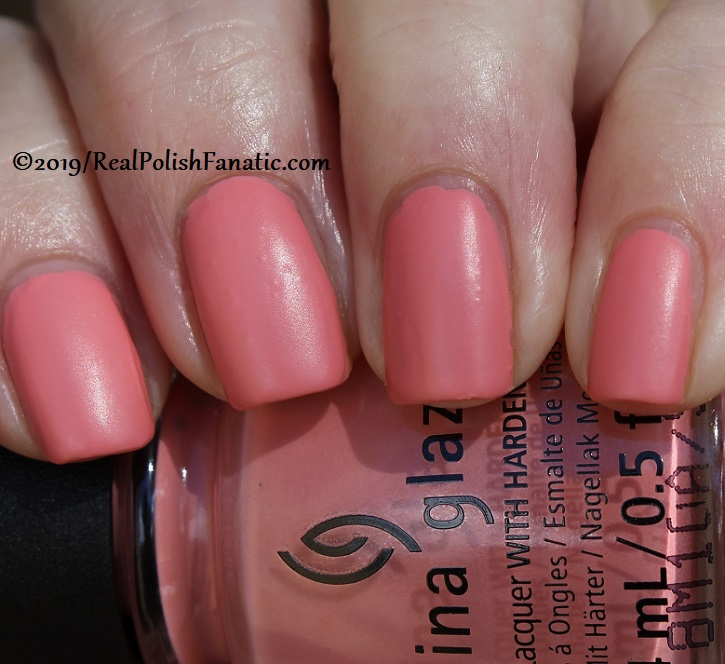 China Glaze - Señora Flora -- The Arrangement Collection Spring 2019 (20)
