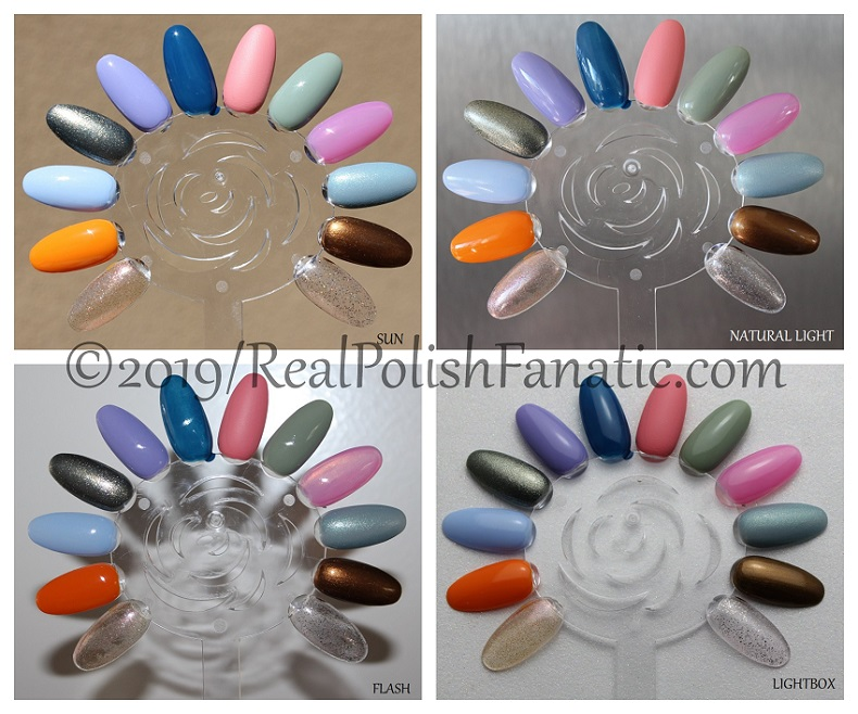 China Glaze The Arrangement Collection Spring 2019 (2)