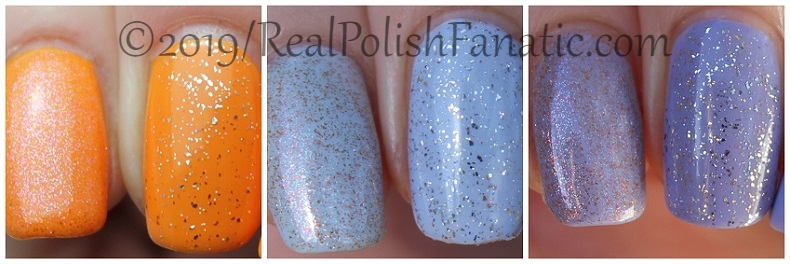 China Glaze The Arrangement CollectionWith Better Than Nectar & Wildflower Hour (4)
