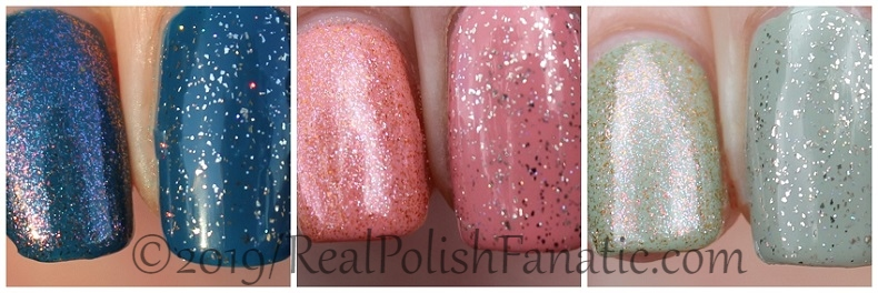 China Glaze The Arrangement CollectionWith Better Than Nectar & Wildflower Hour (5)