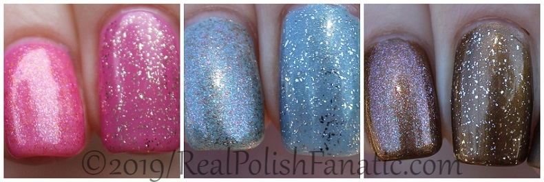 China Glaze The Arrangement CollectionWith Better Than Nectar & Wildflower Hour (6)
