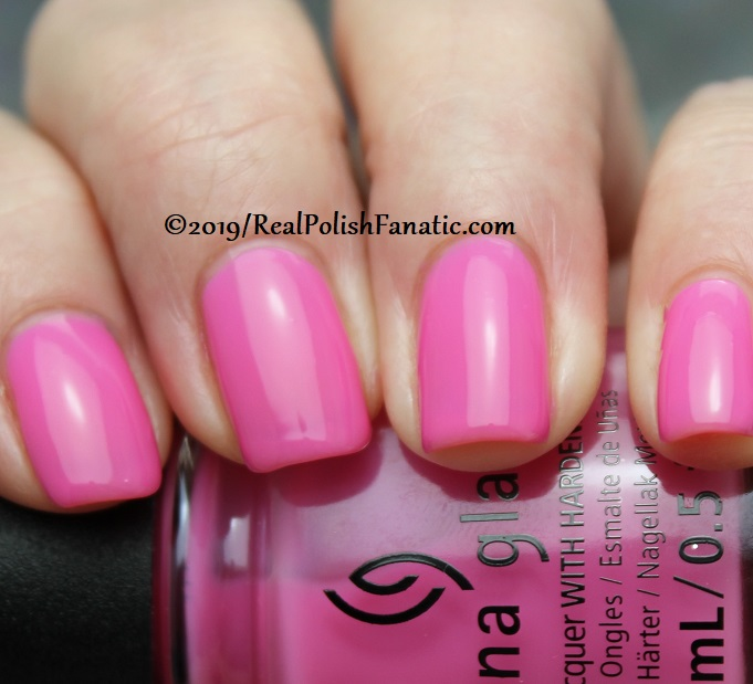 China Glaze - There She Rose Again -- The Arrangement Collection Spring 2019 (10)
