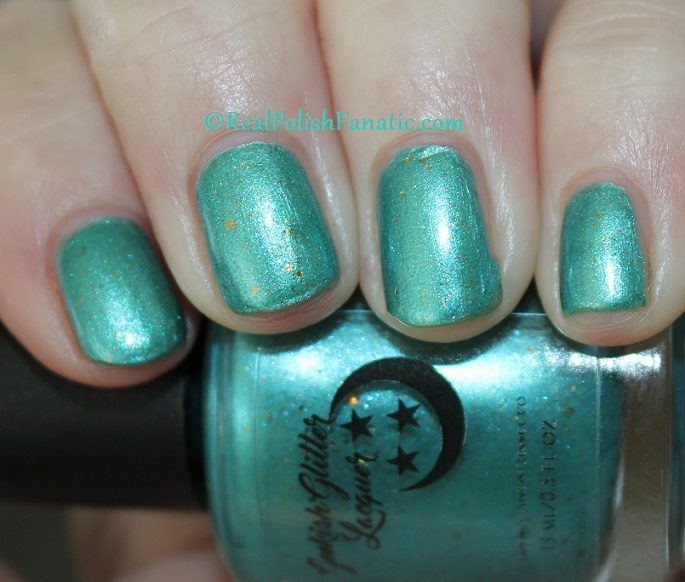 Geekish Glitter Lacquer - The Fish -- Pisces Zodiac Series (12)