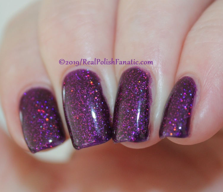 MLF Lacquer - Dancing In A Snowglobe -- February 2019 Debut Lovers Collection (12)