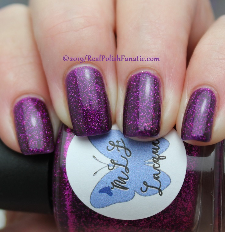 MLF Lacquer - Dancing In A Snowglobe -- February 2019 Debut Lovers Collection (14)