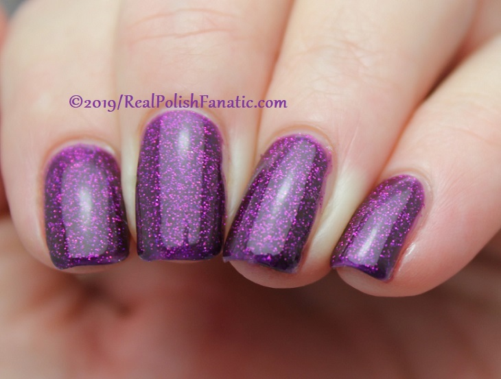 MLF Lacquer - Dancing In A Snowglobe -- February 2019 Debut Lovers Collection (17)