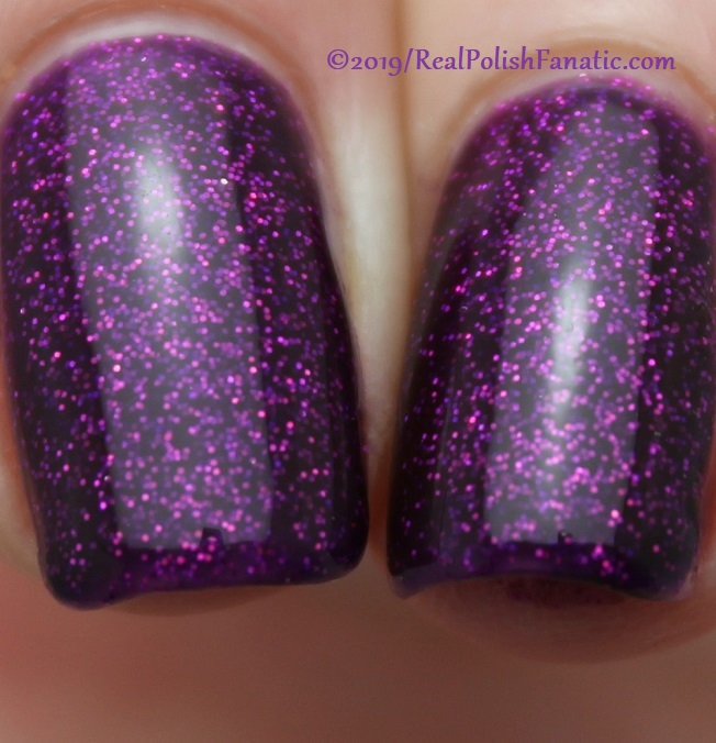 MLF Lacquer - Dancing In A Snowglobe -- February 2019 Debut Lovers Collection (19)