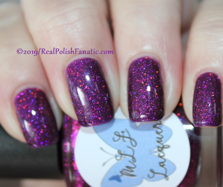 MLF Lacquer - Dancing In A Snowglobe -- February 2019 Debut Lovers Collection (21)