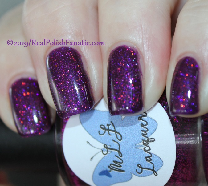 MLF Lacquer - Dancing In A Snowglobe -- February 2019 Debut Lovers Collection (22)