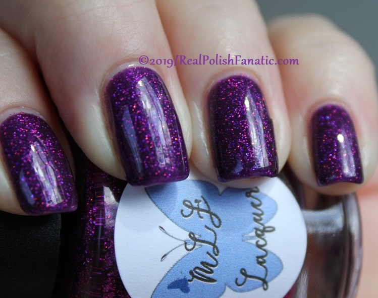 MLF Lacquer - Dancing In A Snowglobe -- February 2019 Debut Lovers Collection (26)