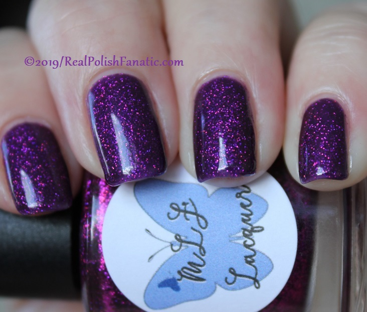 MLF Lacquer - Dancing In A Snowglobe -- February 2019 Debut Lovers Collection (27)