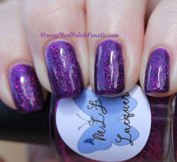 MLF Lacquer - Dancing In A Snowglobe -- February 2019 Debut Lovers Collection (31)