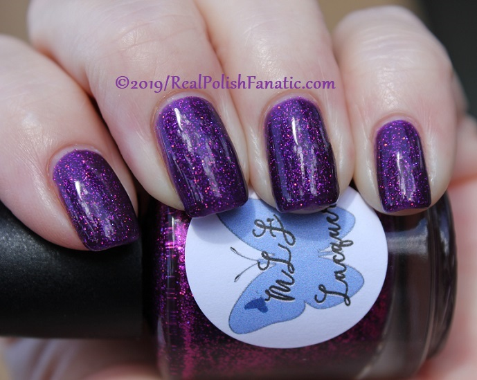 MLF Lacquer - Dancing In A Snowglobe -- February 2019 Debut Lovers Collection (32)