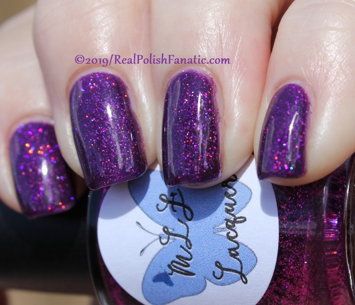 MLF Lacquer - Dancing In A Snowglobe -- February 2019 Debut Lovers Collection (33)