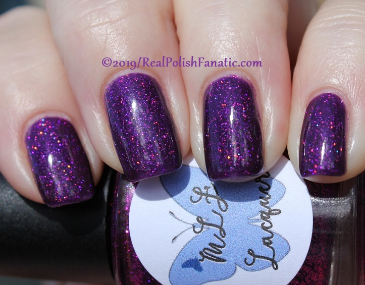 MLF Lacquer - Dancing In A Snowglobe -- February 2019 Debut Lovers Collection (34)