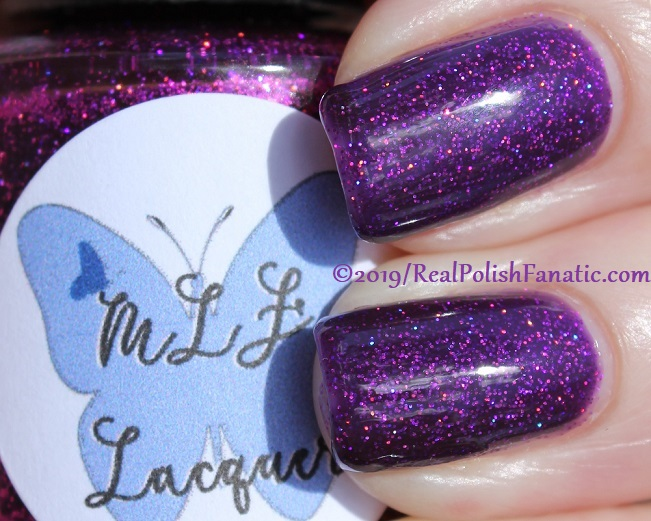 MLF Lacquer - Dancing In A Snowglobe -- February 2019 Debut Lovers Collection (36)