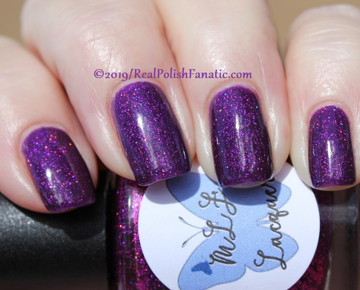 MLF Lacquer - Dancing In A Snowglobe -- February 2019 Debut Lovers Collection (37)