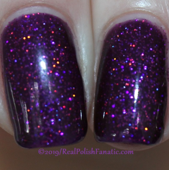 MLF Lacquer - Dancing In A Snowglobe -- February 2019 Debut Lovers Collection (6)
