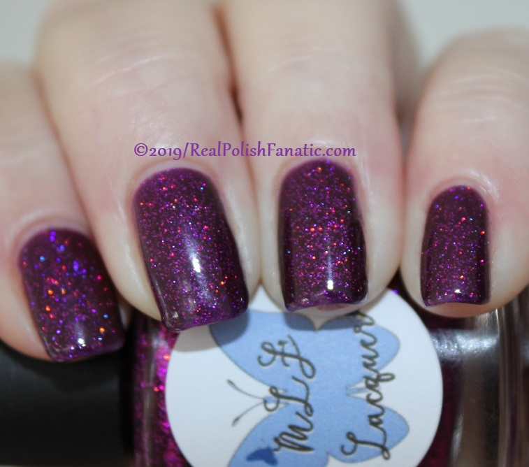 MLF Lacquer - Dancing In A Snowglobe -- February 2019 Debut Lovers Collection (9)
