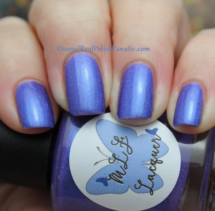 MLF Lacquer - Jolene Strong -- LE Polish for Charity (10)