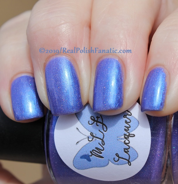 MLF Lacquer - Jolene Strong -- LE Polish for Charity (21)