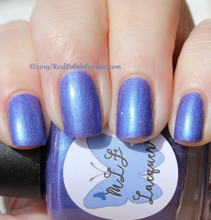 MLF Lacquer - Jolene Strong -- LE Polish for Charity (26)
