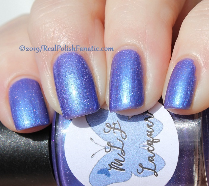MLF Lacquer - Jolene Strong -- LE Polish for Charity (28)