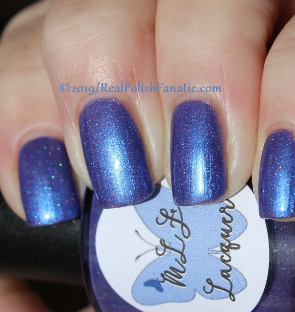MLF Lacquer - Jolene Strong -- LE Polish for Charity (30)