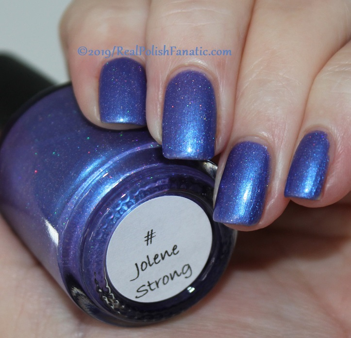 MLF Lacquer - Jolene Strong -- LE Polish for Charity (6)